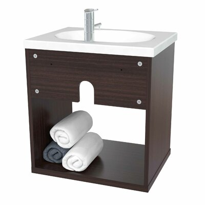 Meredith 19 Single Bathroom Vanity Set