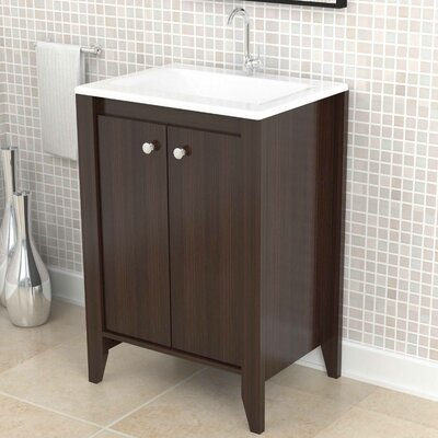 Betsy 25 Single Bathroom Vanity Set
