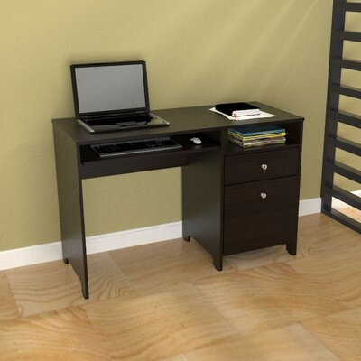 Inval Computer Desk with Shelf at Sears.com