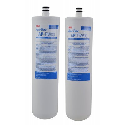 3M Pre and Post Filter Set