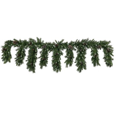 Ashberry Icicle Garland D136511