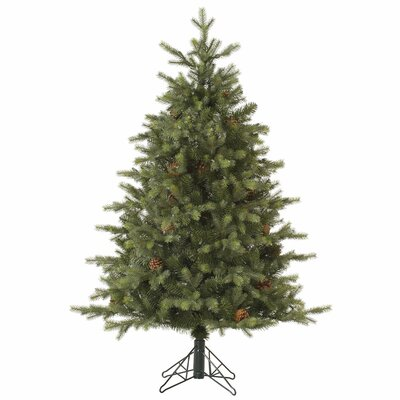 Rocky Mountain 9' Green Fir Artificial Christmas Tree with Unlit