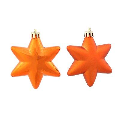 Star Christmas Ornament Color: Copper