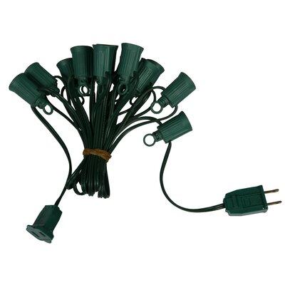 C9 Ec 18gaGW Fused Plug Socket V472221