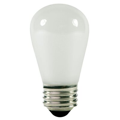 11W 130-Volt Light Bulb
