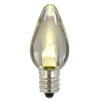 0.38W 130-Volt Light Bulb