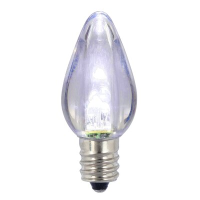 0.38W 130-Volt Light Bulb