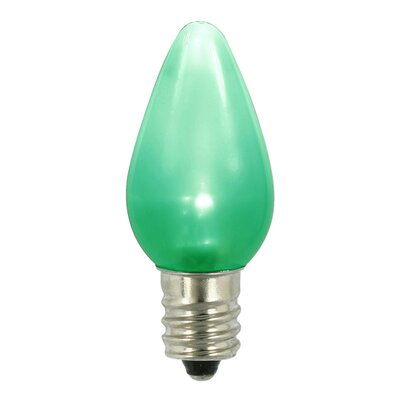 0.38W 130-Volt LED Light Bulb