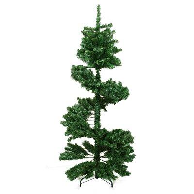 5.5' Spiral Pine Artificial Christmas Tree