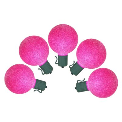 10 Christmas Light Color: Pink X103520