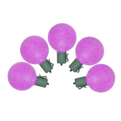10 Christmas Light Color: Purple X103516