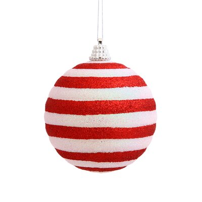 Candy Cane Stripe Ornament