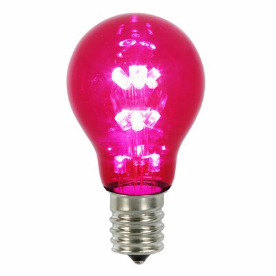 16W Pink E26 LED Light Bulb