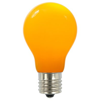 12W Yellow E26 LED Light Bulb
