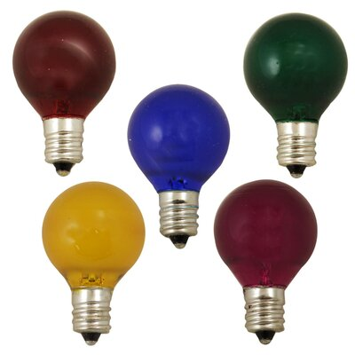 5W 130-Volt Light Bulb