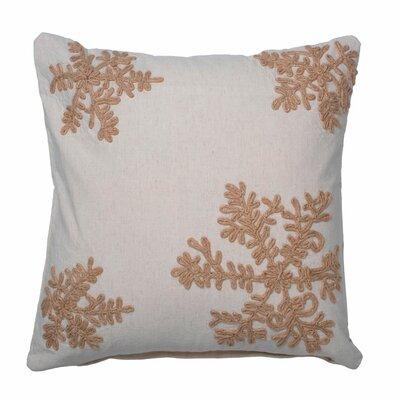 Dowland Falling Flakes Throw Pillow