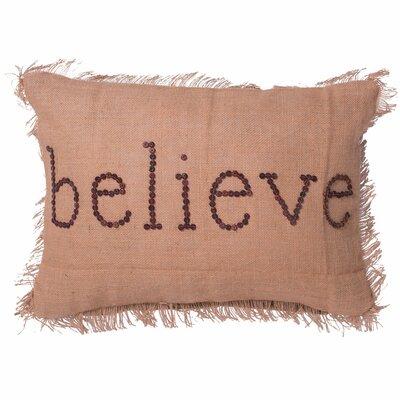 Nimo Believe Lumbar Pillow
