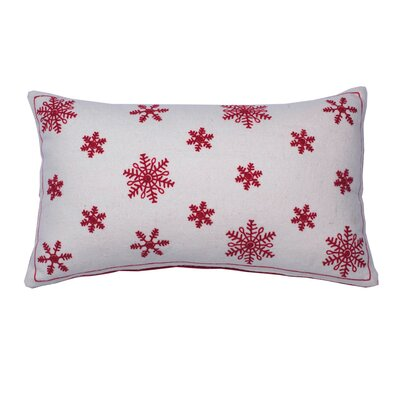 Let It Snow Noel Lumbar Pillow
