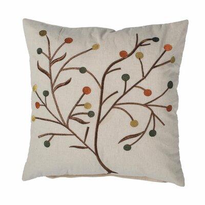 Hearne Harvest Branch Throw Pillow