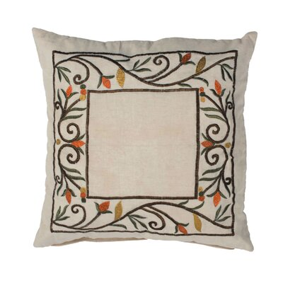 Hedlund Harvest Border Throw Pillow