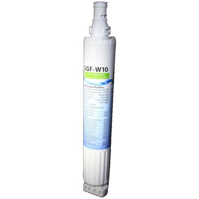 SGF-W10 Refrigerator Filter (4396701 Compatible)