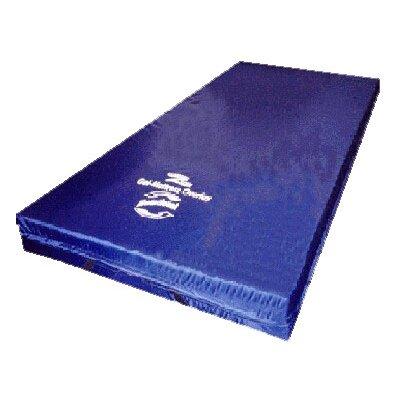 Comfort Zone Gel Mattress Overlay Size: 76 H x 35 W x 4 D