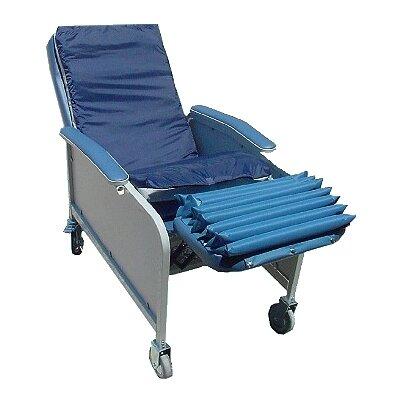 Chair Air Mattress Overlay System