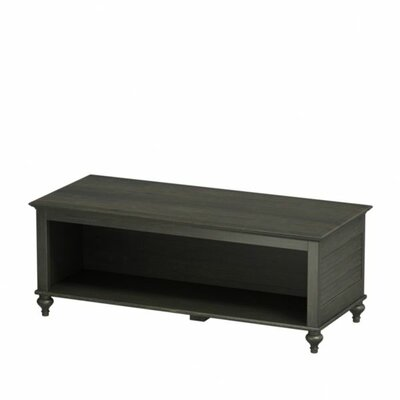Kathy Ireland by Bush Coffee Table Kona Coast Finish