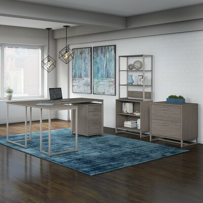 L Shaped Desk Office Suite Method Product Picture 693