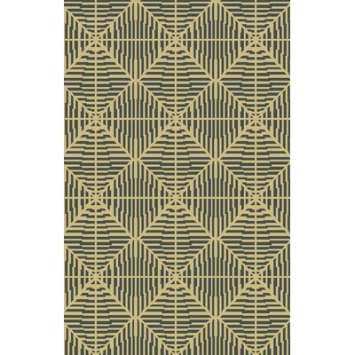 Bjorn Forest Area Rug Rug Size: Rectangle 33 x 53