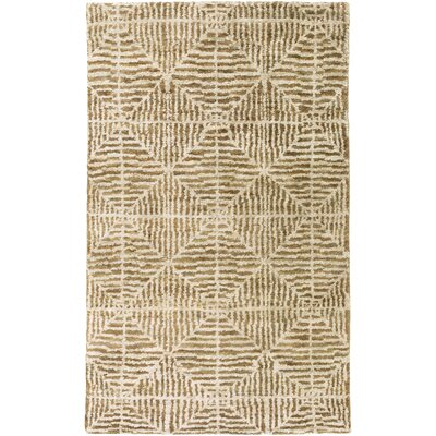 Bjorn Mocha Arera Rug Rug Size: Rectangle 8 x 11