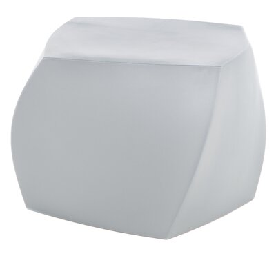 Frank Gehry Ottoman Upholstery: White