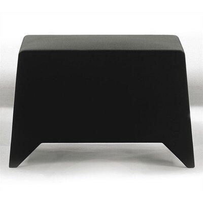Mario Bellini MB5 Ottoman Upholstery: White