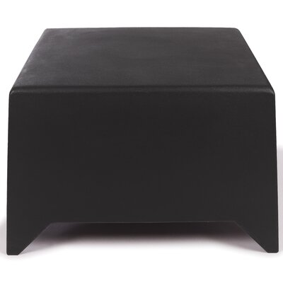 Mario Bellini MB5 Ottoman Upholstery: Dark Grey