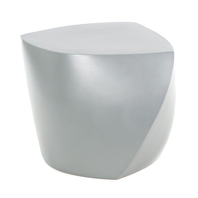 Frank Gehry Three Sided Cube Ottoman