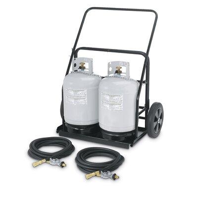 Remote Propane Cart