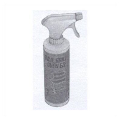 BBQ Cleaner with Sprayer Quantity: One Bottle