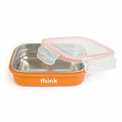 BPA Free Bento Box Color: Orange BENTORANGE