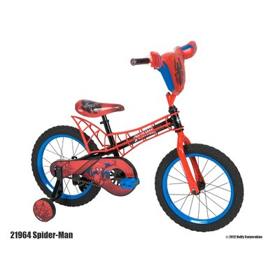 "Huffy Marvel Boy's 16"" Ultimate Spider Man Road Bike at Sears.com"