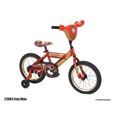 "Huffy Marvel Boy's 16"" Iron Man 3 Road Bike at Sears.com"