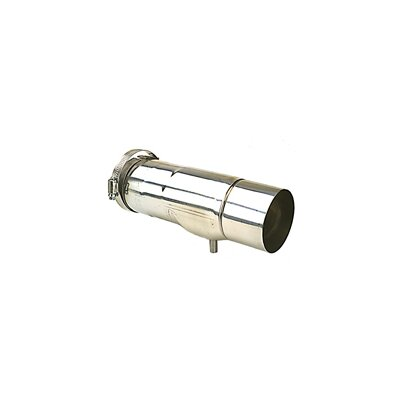 Z-Flex 3 Horizontal Condensation Drain Pipe