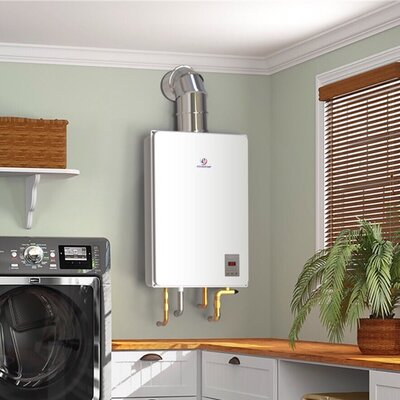 Eccotemp 6.8 GPM Tankless Natural Gas Water Heater