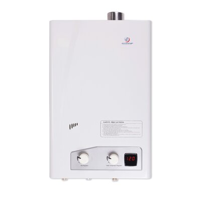 Eccotemp 4 GPM Tankless Natural Gas Water Heater