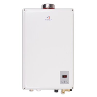 Eccotemp 6.8 GPM Tankless Liquid Propane Water Heater Vertical Bundle