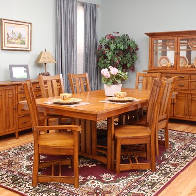 Dining sets dining table mall part 5 for Arts and crafts 5 piece dining set