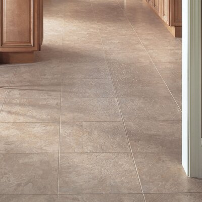 DuraCeramic Dreamscape 16 x 16 x 4.06mm Luxury Vinyl Tile in Slate Greige