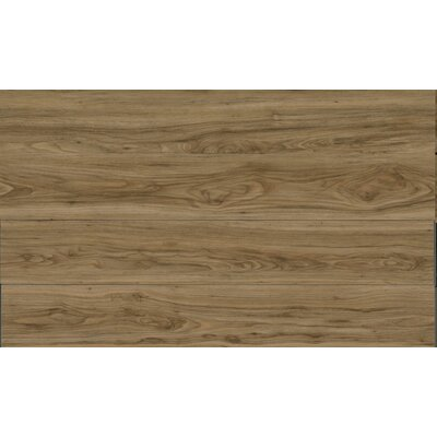 Triversa 7.13 x 48 x 8mm Luxury Vinyl Plank in Acacia Wood Natural