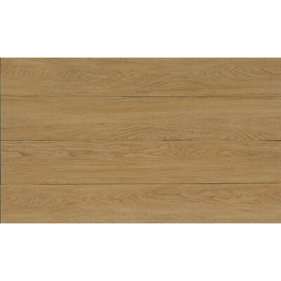 Triversa 7.13 x 48 x 8mm Luxury Vinyl Plank in Golden Oak Blonde