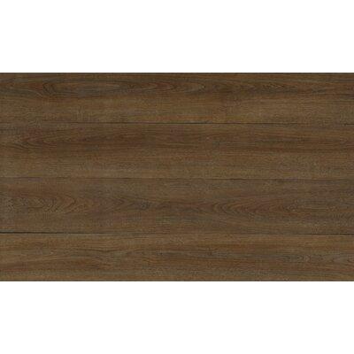 0.5 x 3 x 94 Oak Stair Nose in Walnut Auburn