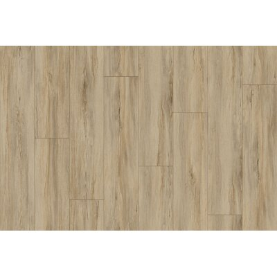Triversa 7.13 x 48 x 8mm Luxury Vinyl Plank in Applewood Tannin